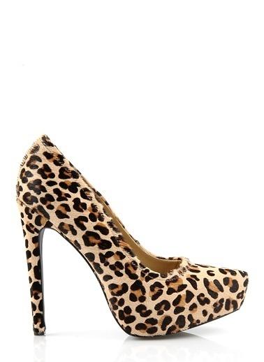 Kelsi Dagger Ayakkabı Leopar